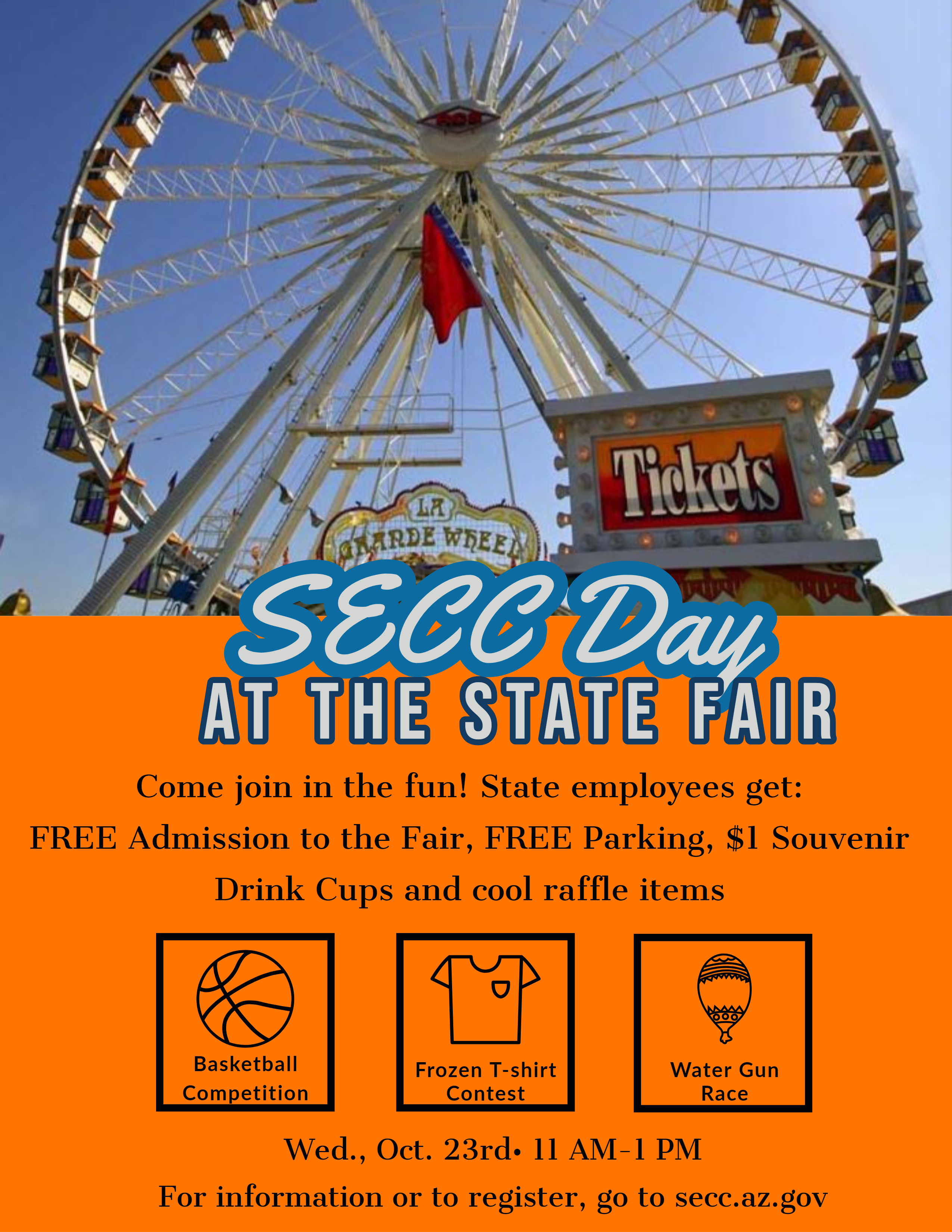 SECC Day at the State Fair