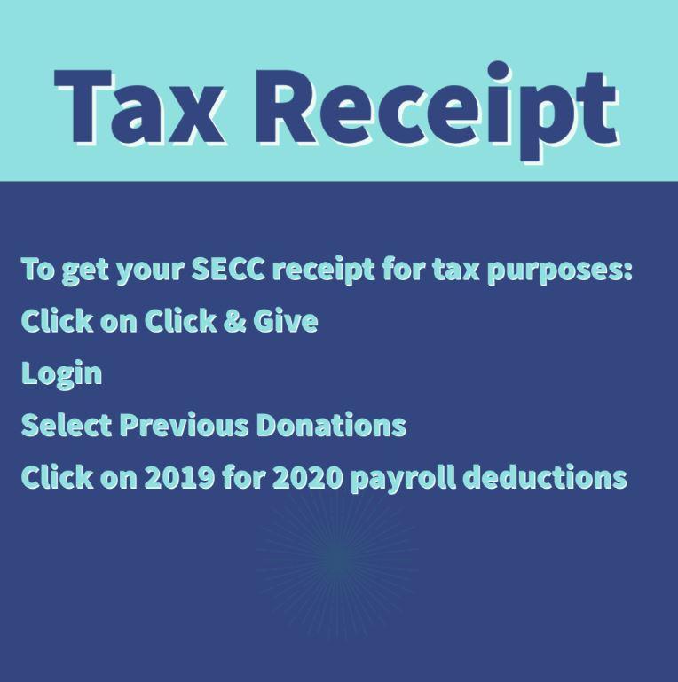Tax Receipt 20