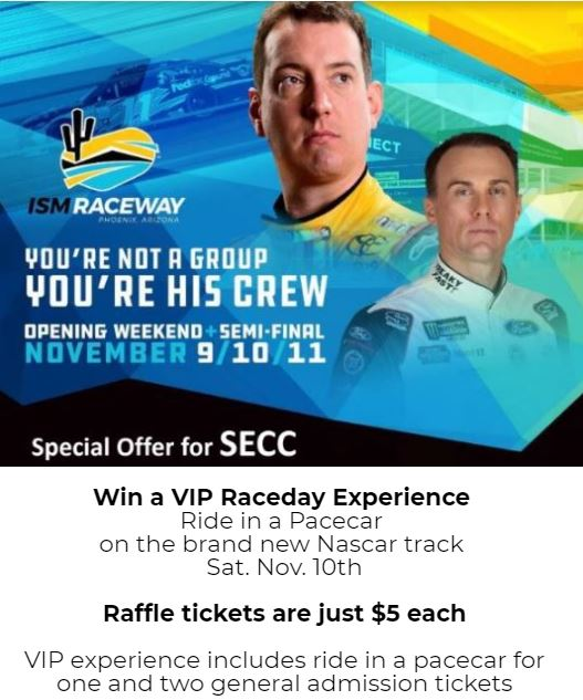 ISM Nascar Experience
